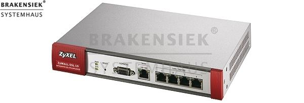 ZyXEL ZyWALL SSL 10 | for sale, used, on stock, condition: working