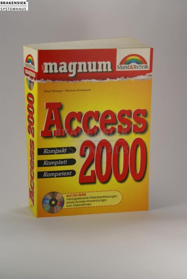 Access 2000 MAGNUM . Kompakt, komplett, kompetent | for sale, used ...
