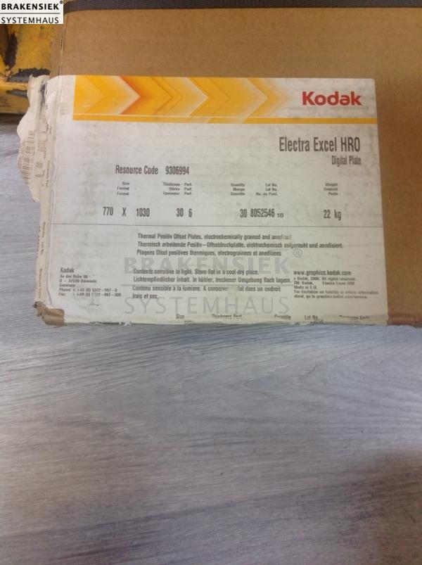 Kodak Electra Excel HRO 770 x 1030 | for sale, used, on stock ...