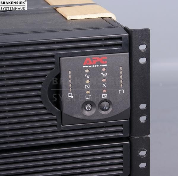 Apc Smart Ups Rt 8000 Xl For Sale Used On Stock